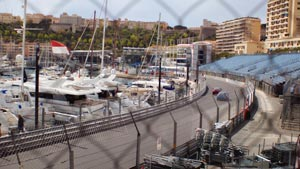 TOYOTA  'Race in Monaco'